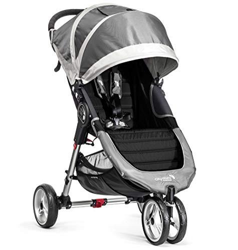 Baby Jogger City Mini 3 - Silla de paseo, color gris