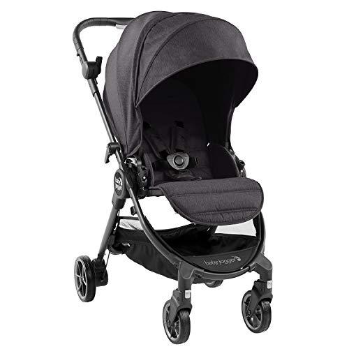 Baby Jogger City Tour LUX , color granito. Silla de paseo de uso desde nacimiento hasta 20,5 kg con plegado ultra compacto y muy ligero