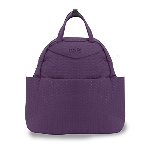 ToTs by Smartrike 100-204 Infinity - Bolso cambiador (38 x 18 x 38 cm), color lila