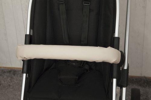 Babyline 30000001 - Cubre barra para silla de paseo, color beige
