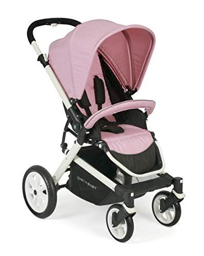 CHIC 4 BABY 157 81 Boomer - Carrito deportivo, color rosa