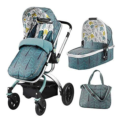 Cosatto Ooba cochecito de bebé y carrito de bebé (Fjord)