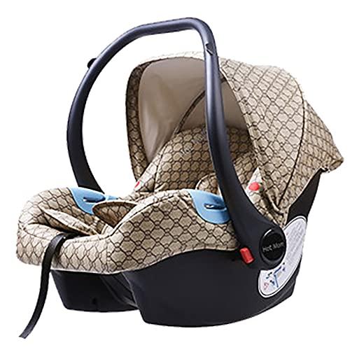 Cochecito de Bebe Hot Mom Cochecito y Sillas de paseo 3 en 1 con silla y el capazo, 2020 estilo de vida F22 (Gris)